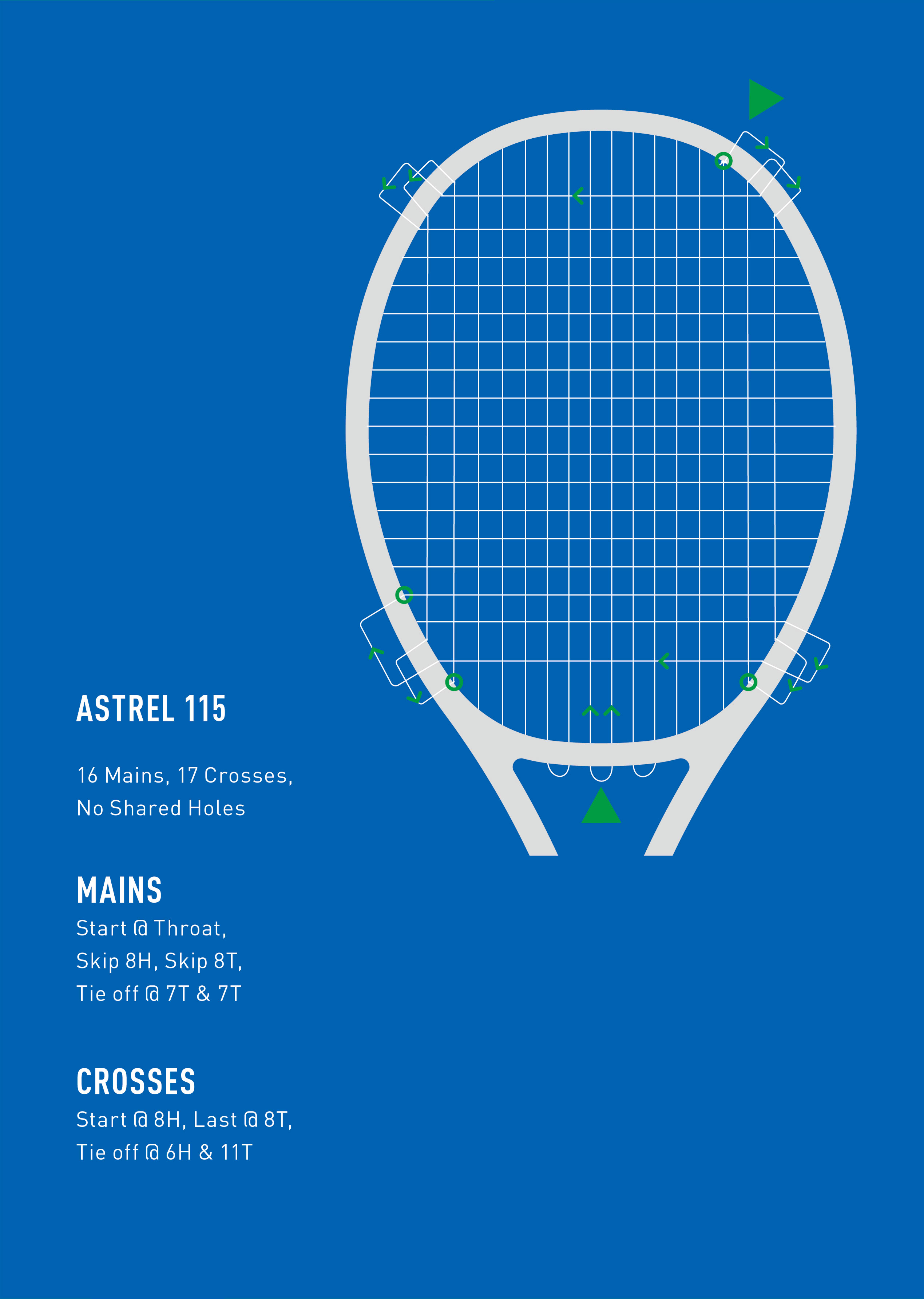 Tennis Stringing 6