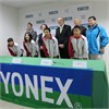 YONEX Renew Contract with Madrid Tennis Federation