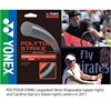 POLYTOUR STRIKE: The New Game-Changing String from Yonex