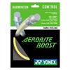 Devastating Cut Smashes and Hairpin Shots with New Hybrid Badminton String, AEROBITE BOOST